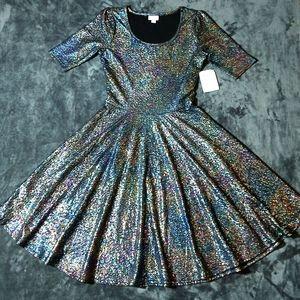 Elegant Nicole Mermaid Dress